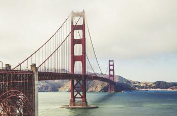 View of the Golden Gate Bridge