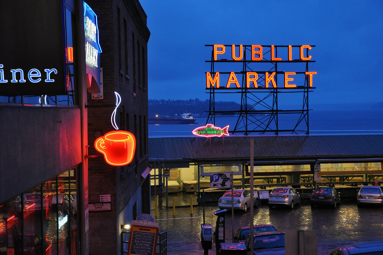 Public Market and other places are within walking distance.