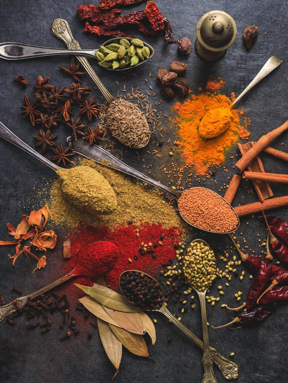 Discover new delicious spices from Southeast Asia.
