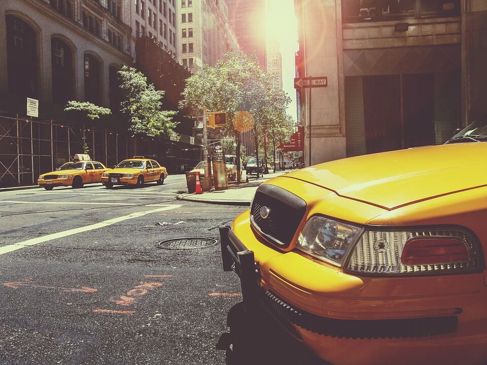 Ridesharing services are very convenient alternatives to owning a car.