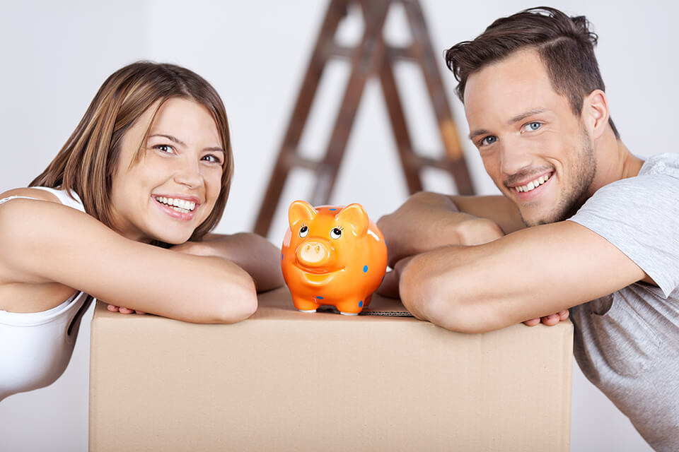 Saving money to move is a priority for many people.
