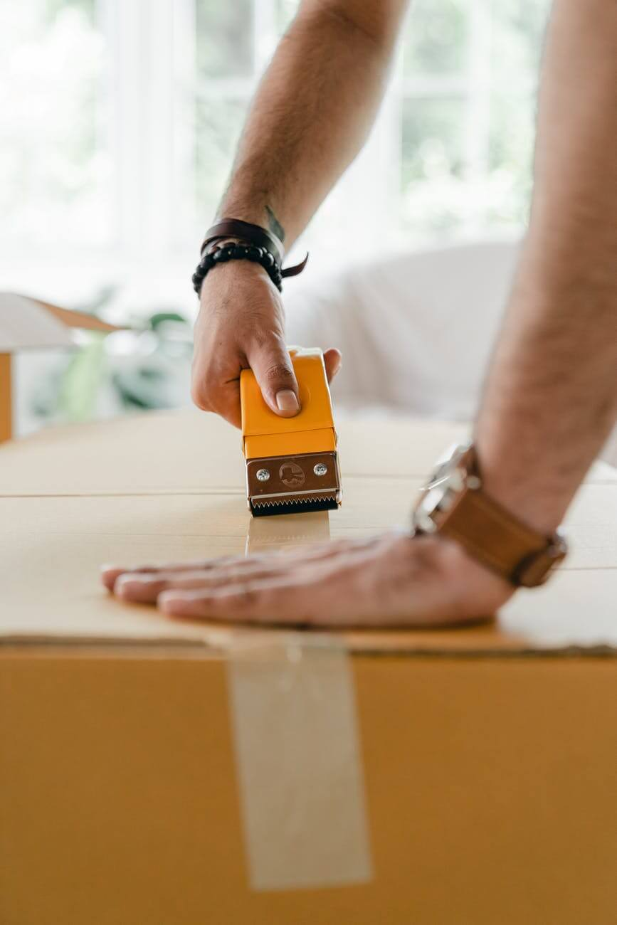 The proper materials will secure your belongings and prevent any damage.