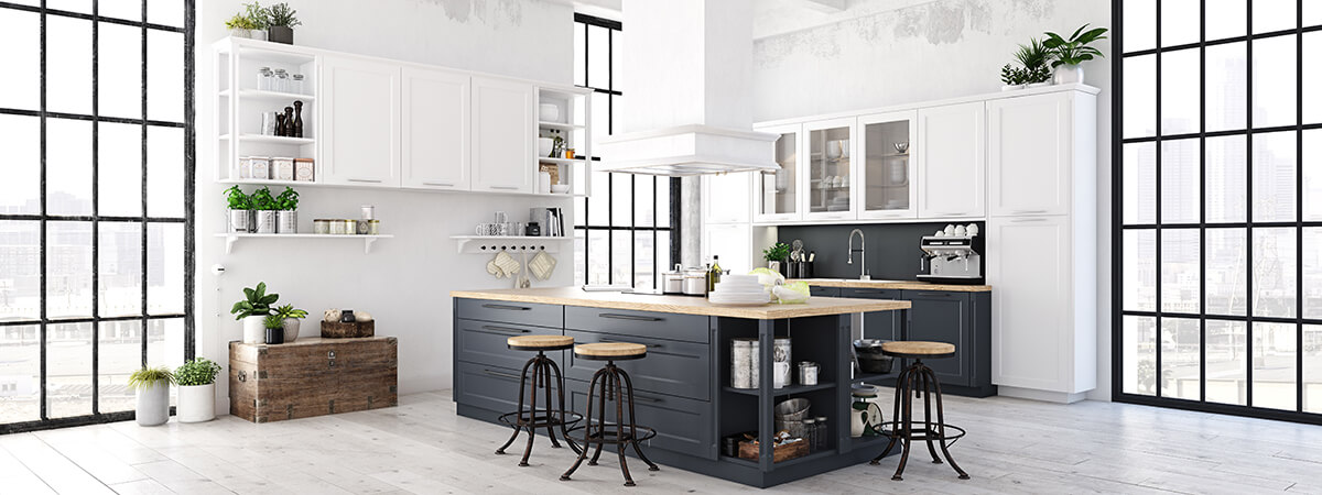 Don't clutter the kitchen