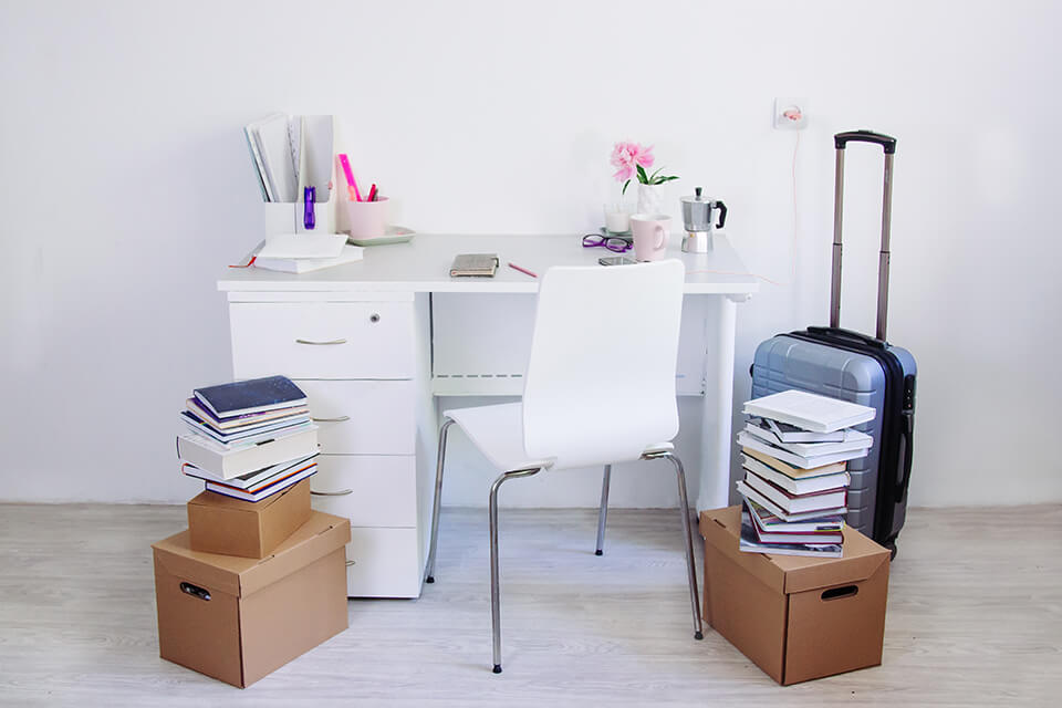 Your home office needs some essentials, too