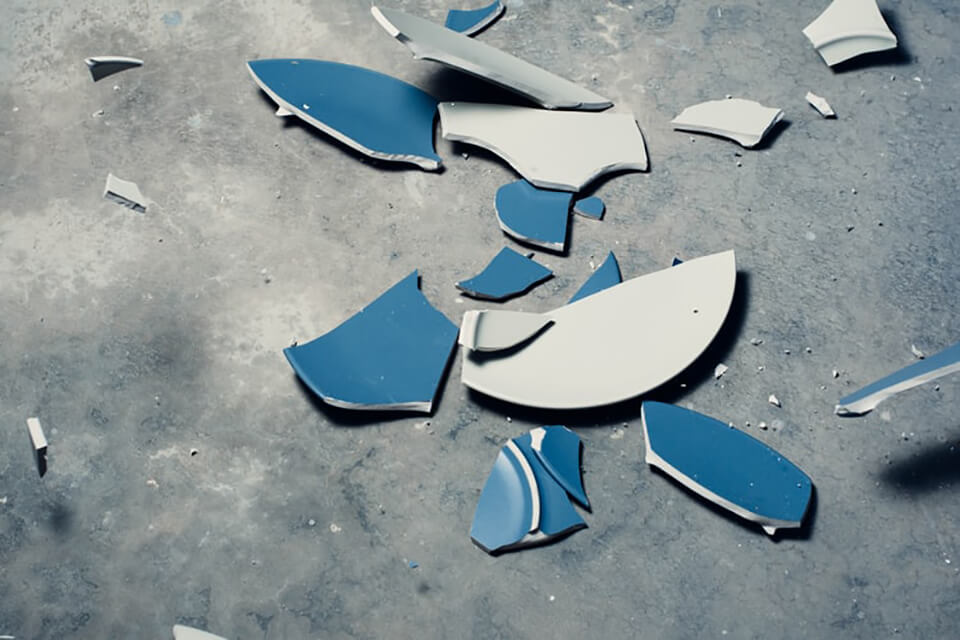Some belongings might get damaged if they're handled unprofessionally