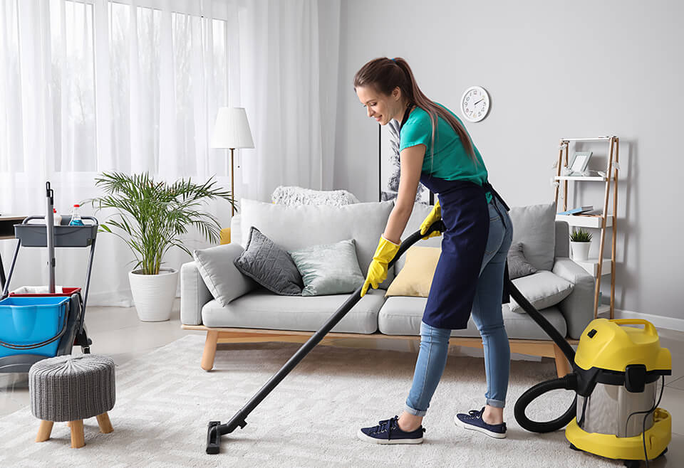 Cleaning on your own will save you a few bucks.