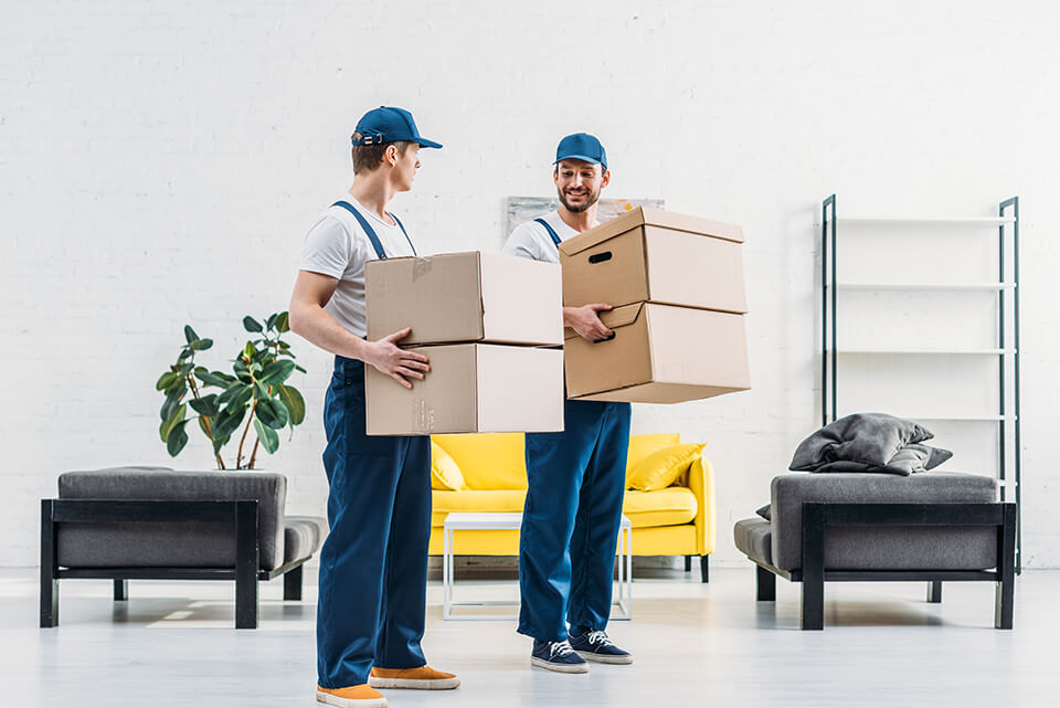 Professionals can help you move your home much more quickly