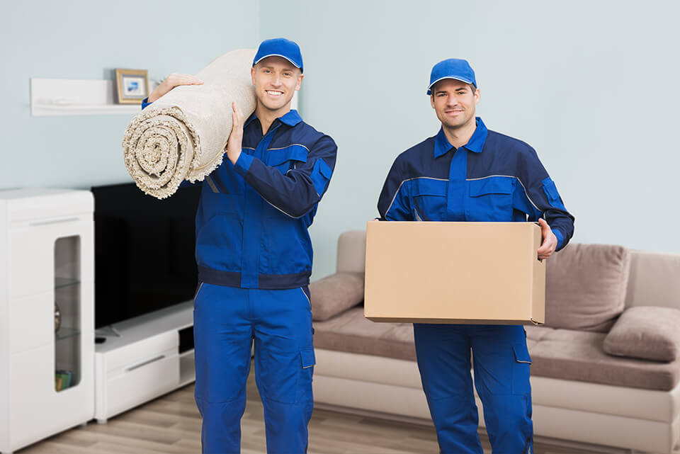 Professional movers can help you move without hassle