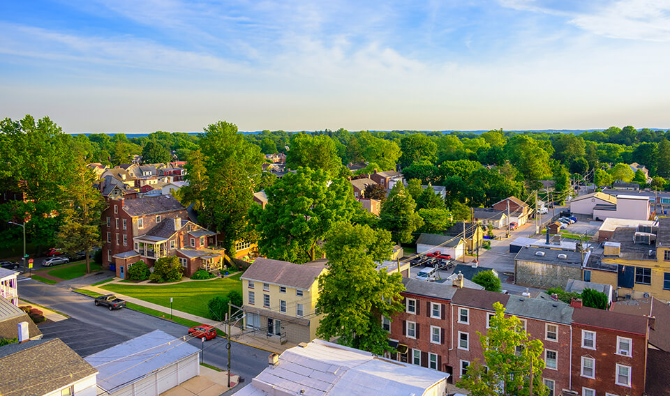 Suburbs or major cities? Consider what suits you best.