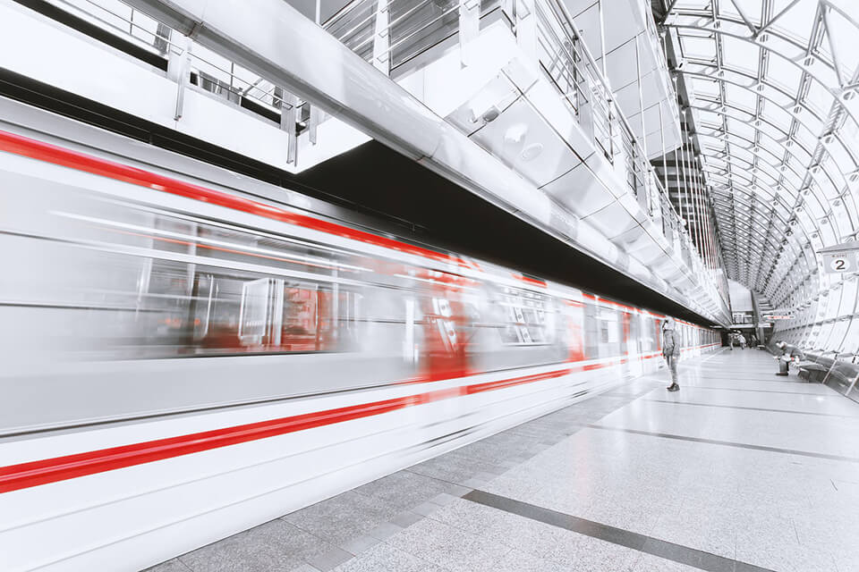 Public transportation may be a deciding factor