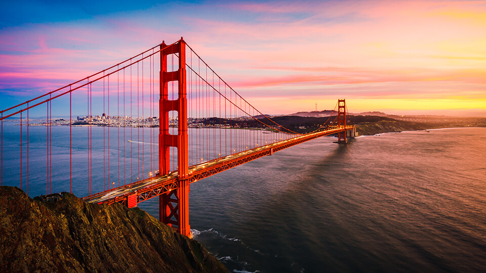 There are lots of newcomers each year due to the great economy and job market in San Francisco