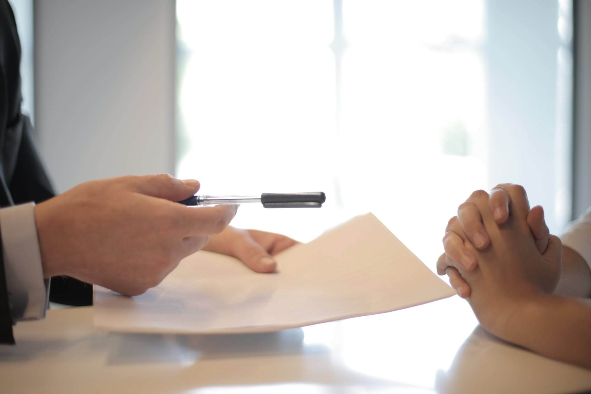 There are certain regulations regarding applying for an apartment