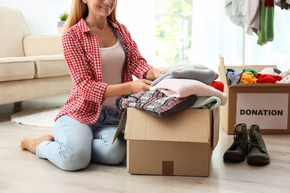 Organize decluttering and make your relocation easier and faster